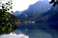 Alpsee, Neuschwanstein